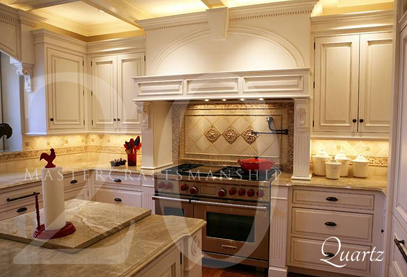Quartz Countertops Kitchen