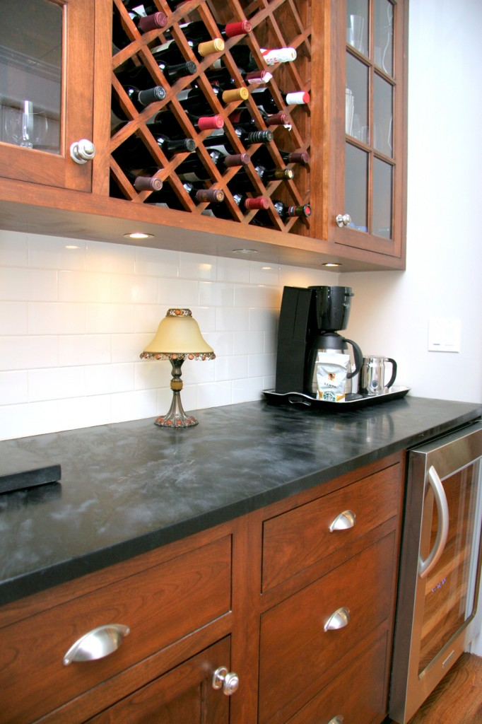 Soapstone Kitchen Countertops Chicago