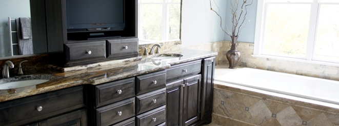 granite countertops bathroom | euro marble and granite in chicago