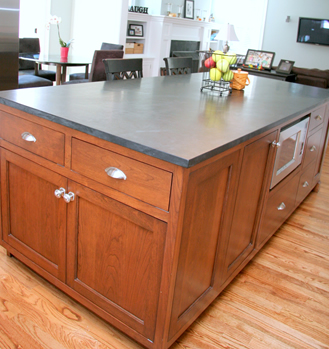 Kitchen Countertop Installation 1 Euro Marble And